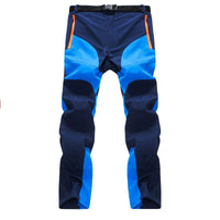 Summer Men Pants Army Military Sports Pants Waterproof Straight Trousers Outdoor Workwear Men Clothing Casual Hiking Pants