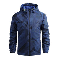Windproof Jacket Men Waterproof Breathable Parka Brand Casual Sports Outdoor Coat Male WindJacket Hardshell Wind Jacket Men
