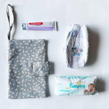 Load image into Gallery viewer, Posy Pocket Nappy Wallet - Confetti-Nappy Wallet-Hello Bub Hub