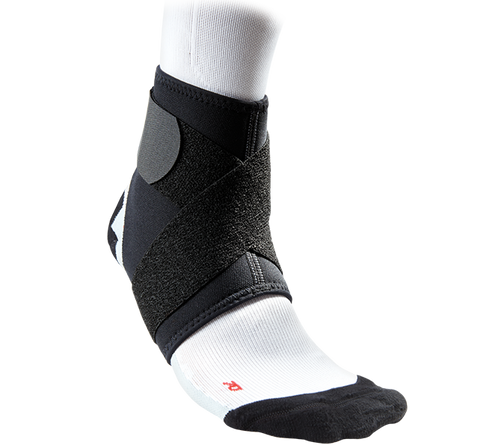 432 Ankle Support w/Figure-8 Straps