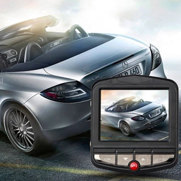 Camera With Night Vision CAR GT300 Full 1080p HD DVR Dash
