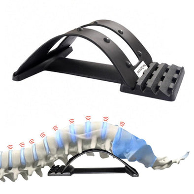 18 Magnets Spine Stretch Stabilizer for Magnetic Therapy Waist Masssger with Lumbar Traction