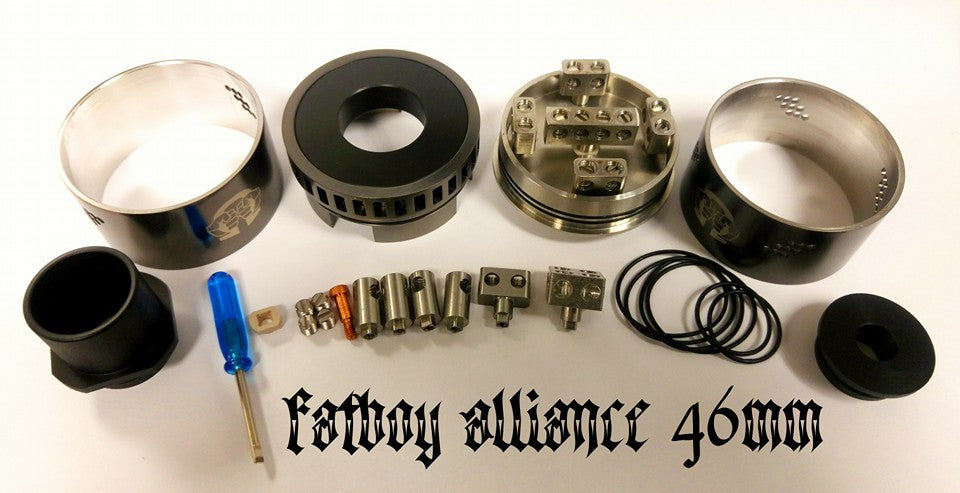ALLIANCE FAT BOY 46mm
