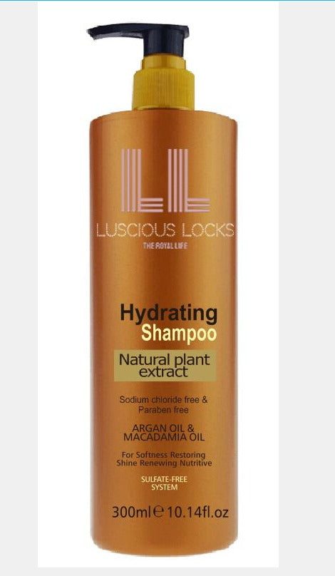 Luscious Locks Shampoo