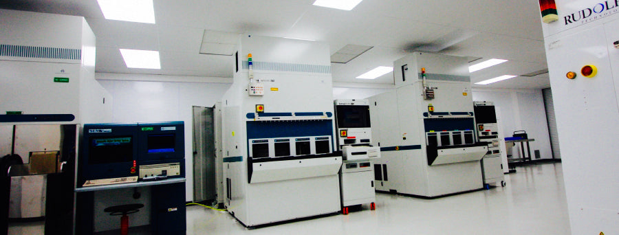 Refurbished and as-is semiconductor manufacturing equipment