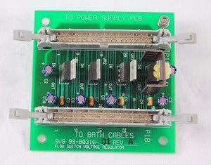 ASML, PC Board - FLOW SWITCH VOLTAGE REGULATOR, p/n 99-80316-01 Rev A