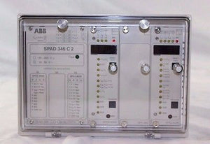 ABB SPAD 346 C2-CA RS 621 004-CA, DIFFERENTIAL RELAY PROTECTION, 80-265V 50/60HZ