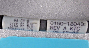 Applied Materials, ASSY, CABLE, AMAT, p/n 0150-18049