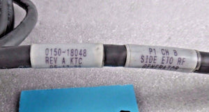 Applied Materials, AMAT, CABLE, SIDE, ETO RF GEN CONTROL, CH B, p/n 0150-18048