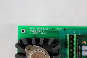 ASML, POWER SUPPLY SAFETY RESET, p/n 99-80295-01, Pic 02