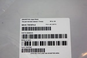 APPLIED MATERIALS (AMAT), KIT TIN TI ZDP 0020-22237, 0020-23045, 0020-23043, 0020-23041, 0021-11075 TI BRAKETS, p/n Endura  TIN  Process KIT, Pic 09