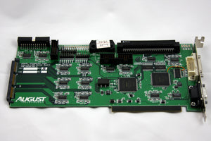 AUGUST TECHNOLOGIES, CAMLINK/LVDS MOTHER BOARD, p/n 706269, Pic 01