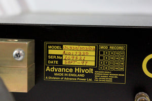 ADVANCE HIVOLT, QUAD STEERER LENS SERIES 330, p/n OL330/303/04, Pic 07