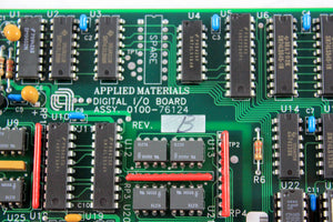 APPLIED MATERIALS (AMAT), PCB - DIGITAL I/O BOARD ASSY, p/n 0100-76124, Pic 02