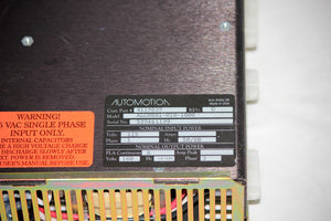 AUTOMOTION, POWER SUPPLY, p/n ALC0801-010-1000, Pic 03