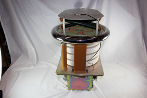 APPLIED MATERIALS (AMAT), APPLIED MATERIALS, ADVANCE HIVOLT OL8000 OUTPUT/MULTIPLIER STACK. 80KV., p/n 0090-91917, Pic 02
