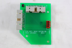 BROOKS AUTOMATION, PCB - MATL HDLG INTCON BD, p/n 254992-00, Pic 01