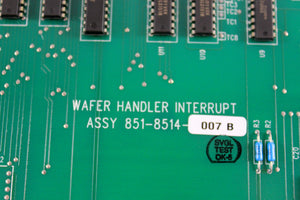 ASML, PCB - TTL INPUT BOARD, REPAIRED WAFER HANDLER INTERRUPT, p/n 851-8514-007, Pic 02