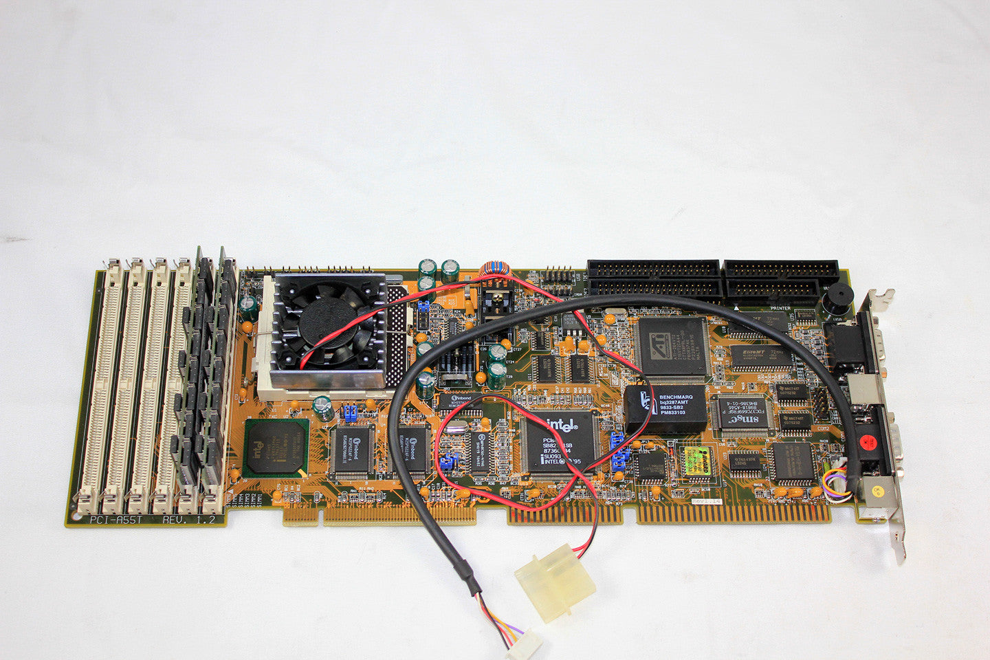 Vertex PCB - Computer Chase Motherboard - Green Technology Investments