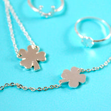 Load image into Gallery viewer, Lucky Clover Bracelet