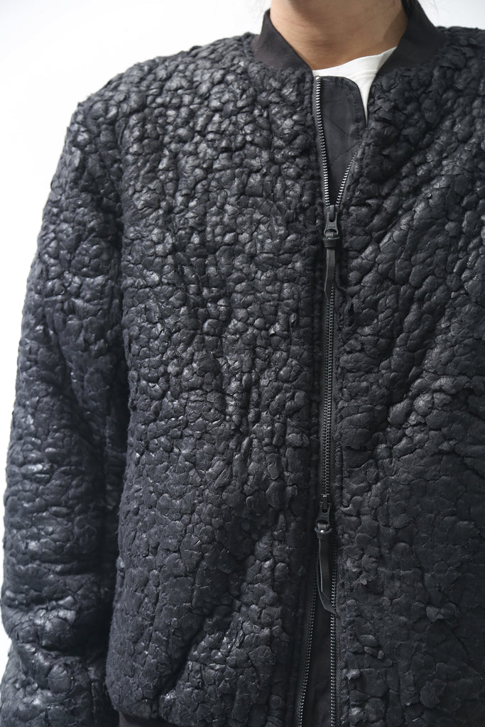 1902-JK04B Coating Boa JKT 02