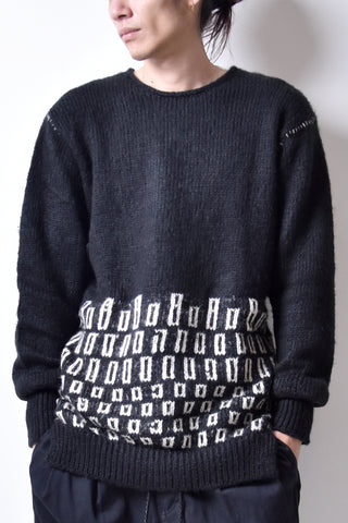 1902-KT02 Monolith Mohair Pullover 02
