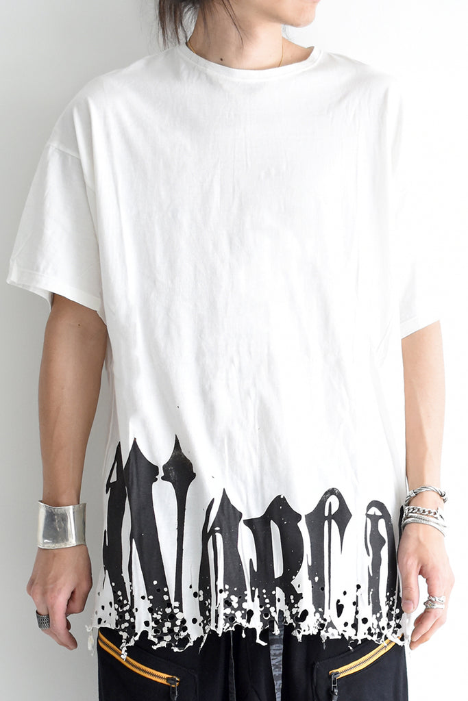 1901-CT07/SS World's End Oversized Cut White