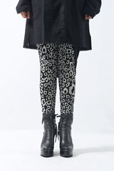 1902-PT10A Leopard Leggings -Women's-