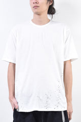2101-CT01B/SS World's End Social Club Cut GD / SS White