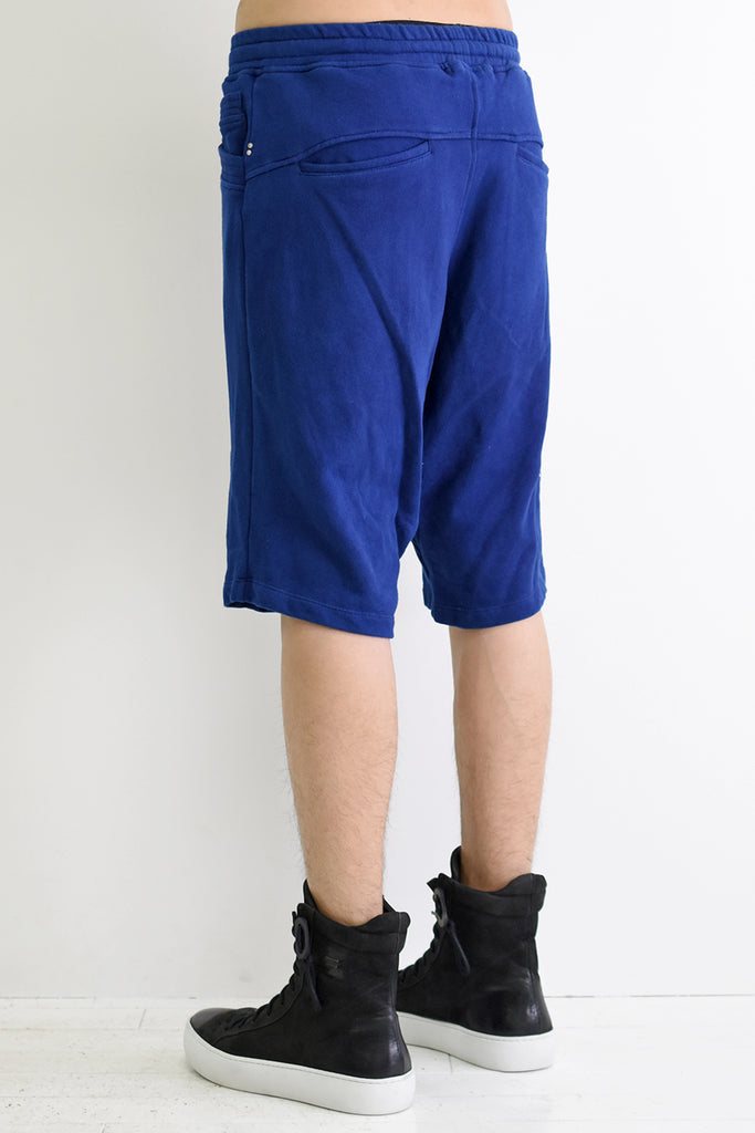1901-PT14 6 Pockets SRL Shorts Indigo