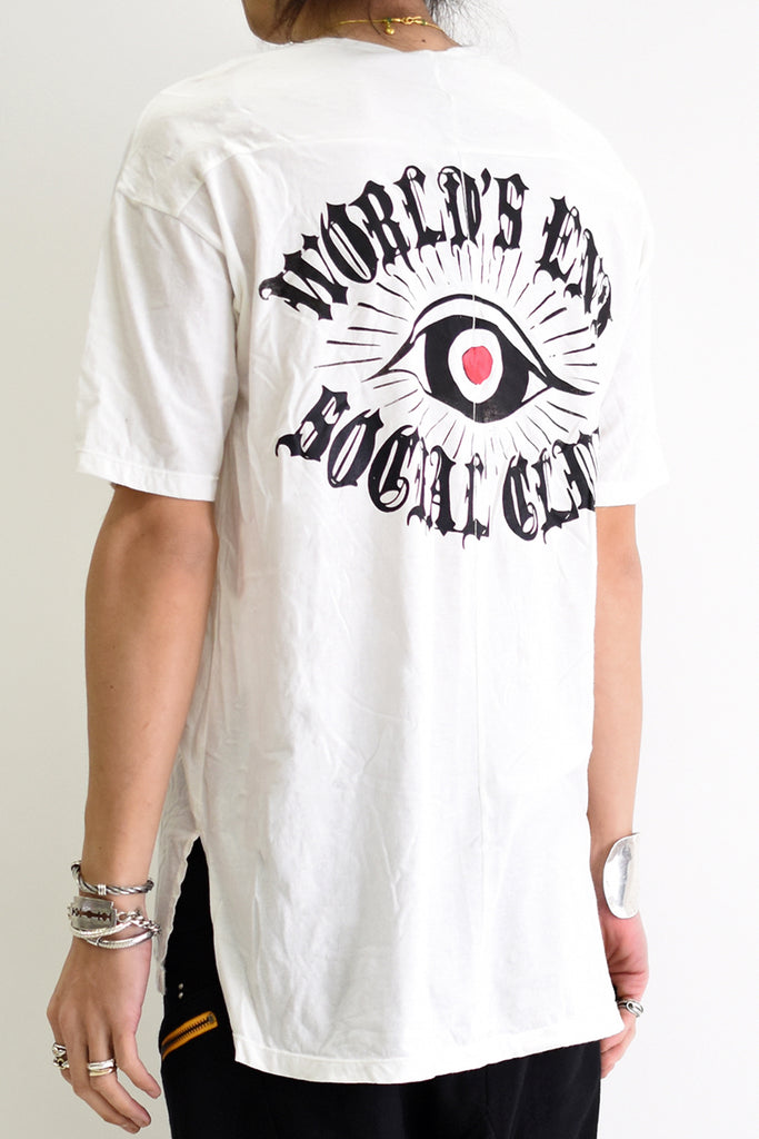1901-CT02A/SS World's End Cut / SS White