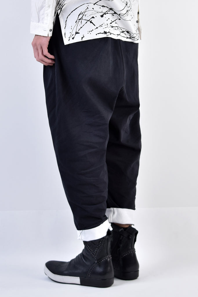 2002-PT03A Layered Wide Pants