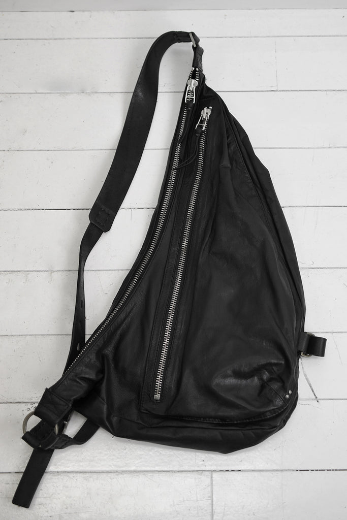 1901-BG01 Double Zip L.A Bag
