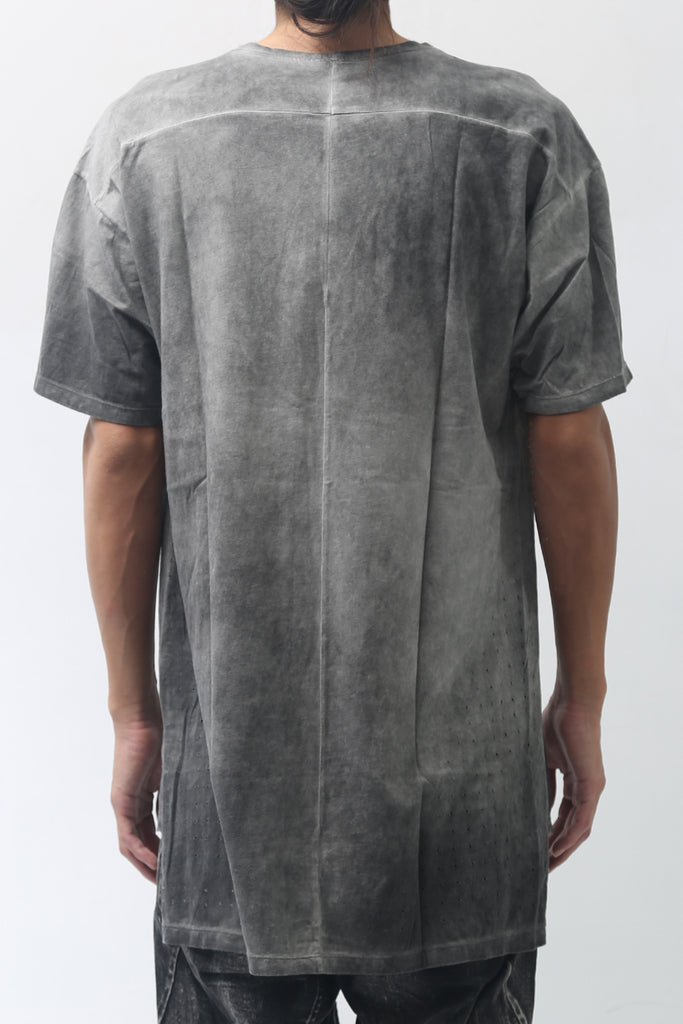 1902-CT04/SS World's End Cut 03 / SS Charcoal