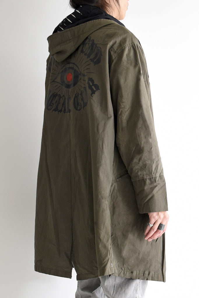 1901-JK03B World's End Mods Coat Khaki