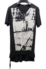 1702-CT02A/SS Angel Dust Cut S/S Black for Mr. Nozomu