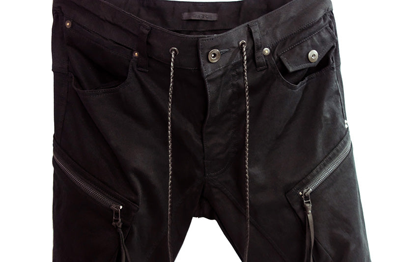 1802-PT09 Double Pocket Twill Pants