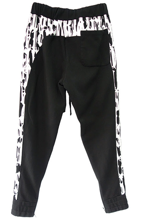 Cotton Track Pants 02