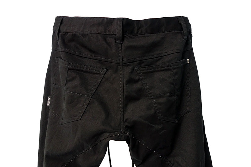 1802-PT08 Splash Skinny Pants