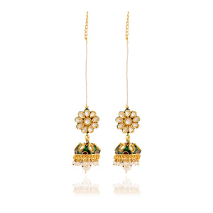 Heavy Kundan Bridal Necklace set