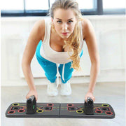 9 in 1 Push Up Board with Multifunction
