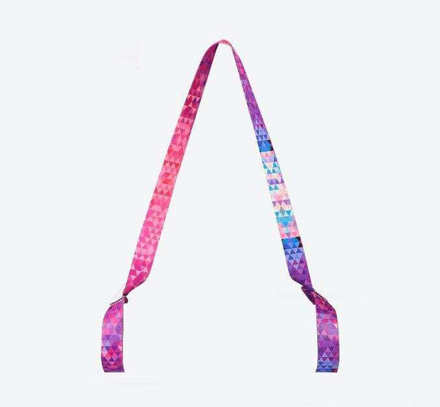 Yoga Mat Strap Belt Adjustable Sports Sling