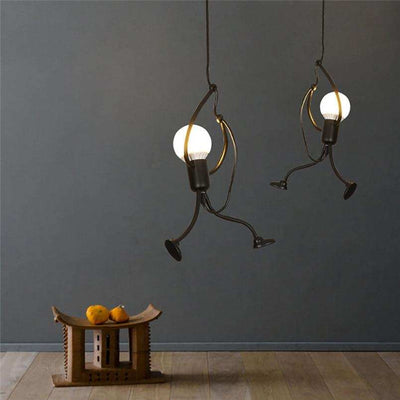Creative Iron Pendant  Lamp