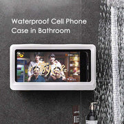 Liner Tablet Or Phone Holder Waterproof Case Box Wall Mounted