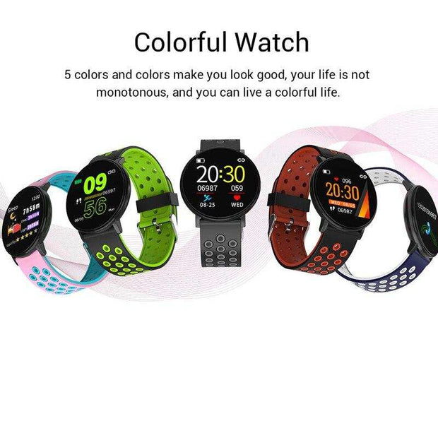 Fitness Bracelet 1.3'' Screen Waterproof IP67