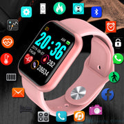 Women/Men Smart Bracelet Fitness Tracker