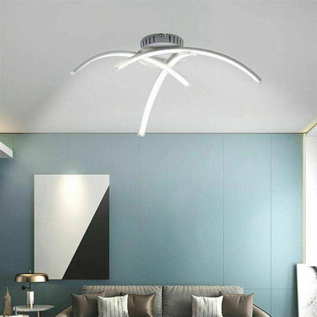 Trigeminal LED Ceiling Lamp