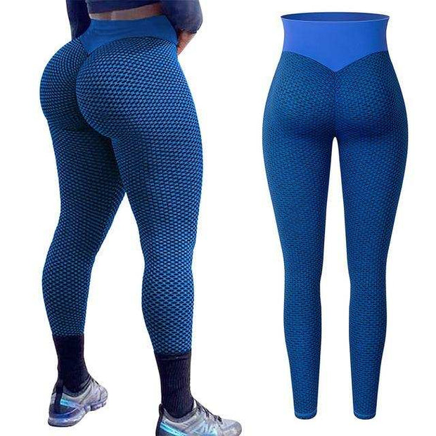 Dot High Waist Fitness Leggings