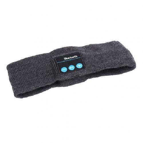 Wireless Bluetooth Headband Sports Sweatband Music Phone