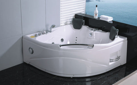 005A - 2 Person Jetted Bath Tub